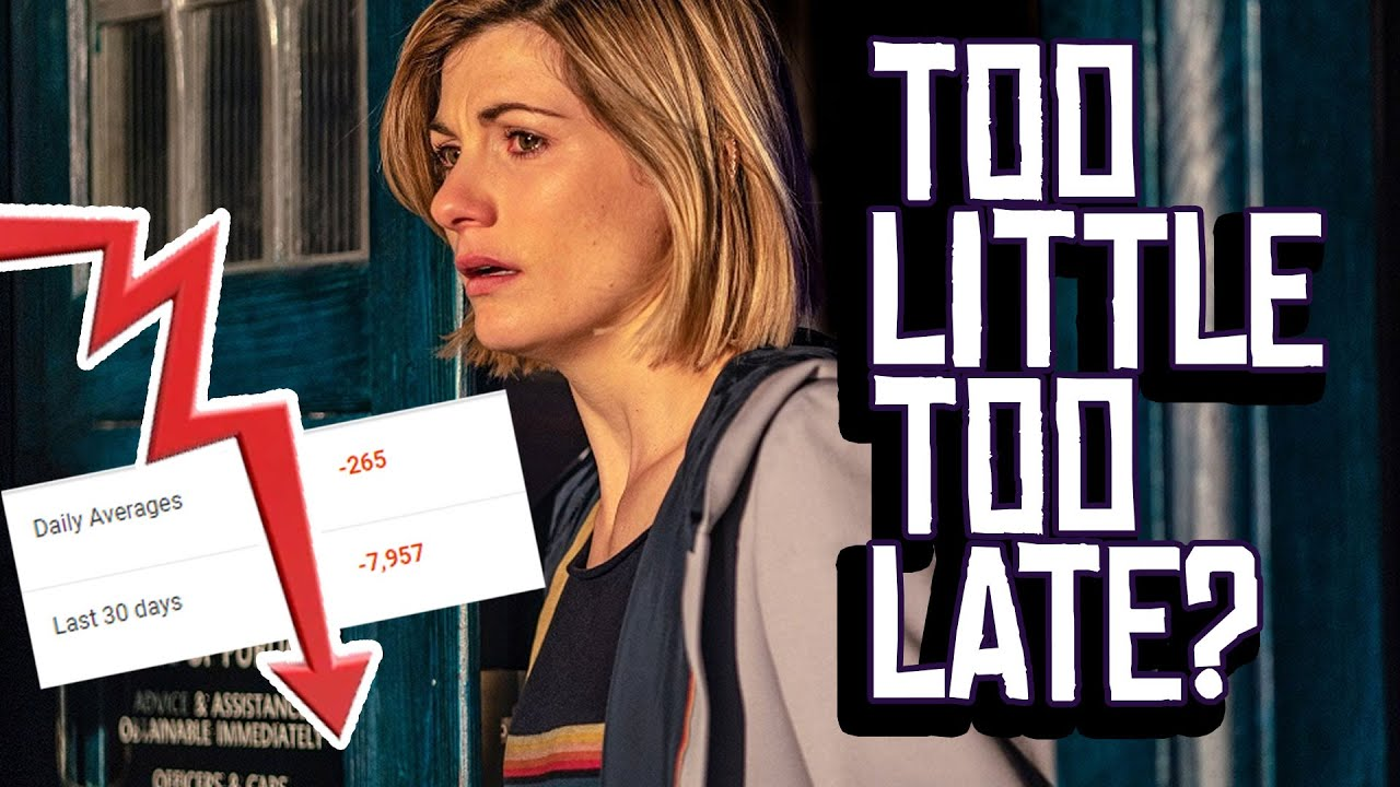 Download Doctor Who: Flux DOUBLES DOWN on Timeless Child Retcon?!