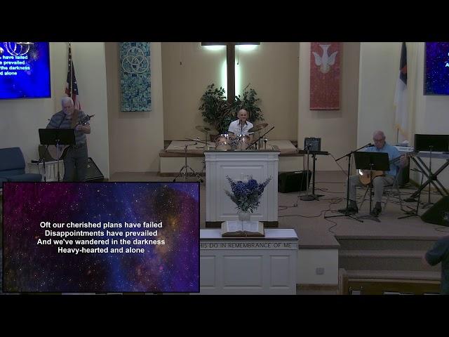 Calvary Baptist Church Sunday, 27 June, 2021