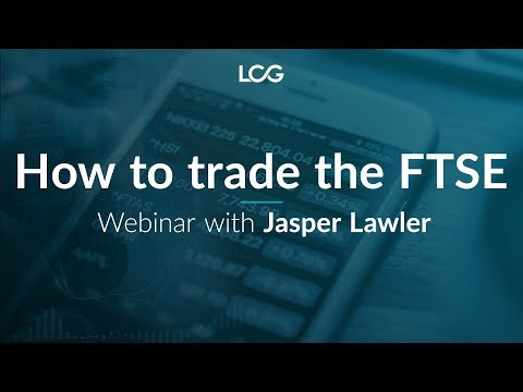 How to trade the FTSE