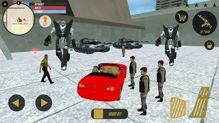 New Real Gangster Crime 2 New Update | Trapped At Army Headquarters - Android Gameplay screenshot 4