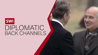 Diplomatic back channels: when Reagan and Gorbachev met in Geneva