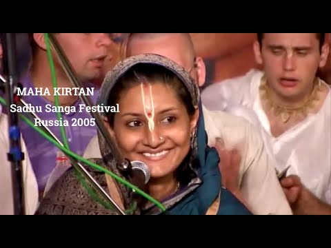 Russia kirtan part one rendered by Shashika Mooruth (Sacidevi dasi)