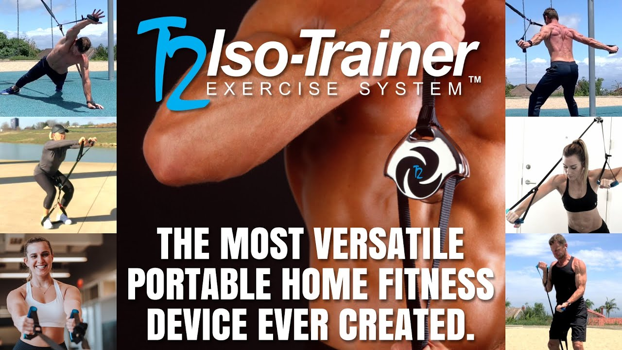 Fitness Trainer T2 Iso Trainer Exercise System