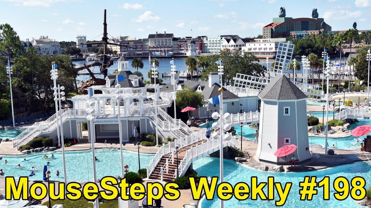 Mousesteps Weekly 198 Disney S Beach Club Resort Concierge Epcot Food Wine Four Seasons Ravello