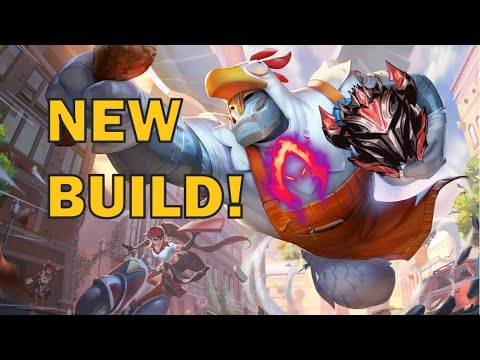 Galio Gameplay: Reclaiming GM with a new OP build!