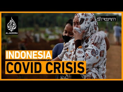 🇮🇩  Why has Covid taken hold in Indonesia? | The Stream