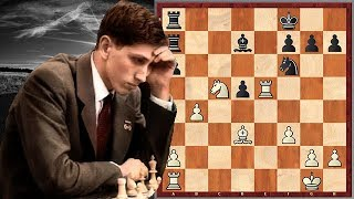 Fischer's One Of The Most Talked About Moves In Chess History