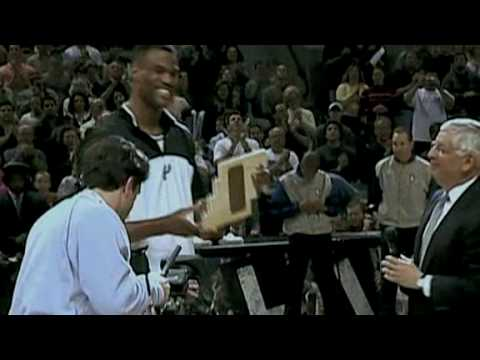 Hall of Fame David Robinson ESPN Tribute Highlights
