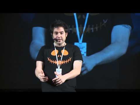 Una mirada de humor: Gabriel Gómez at TEDxRioLimay