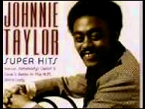 JOHNNIE TAYLOR-this is your night