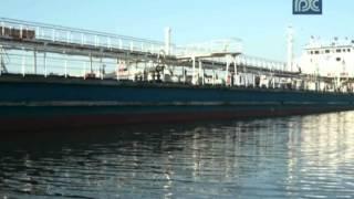 Танкер сел на мель в Череповецком районе(ЧП произошло сегодня около 6 часов утра на 545 километре Волгобалта. Танкер плыл по маршруту «Ярославль -..., 2012-09-13T10:15:44.000Z)