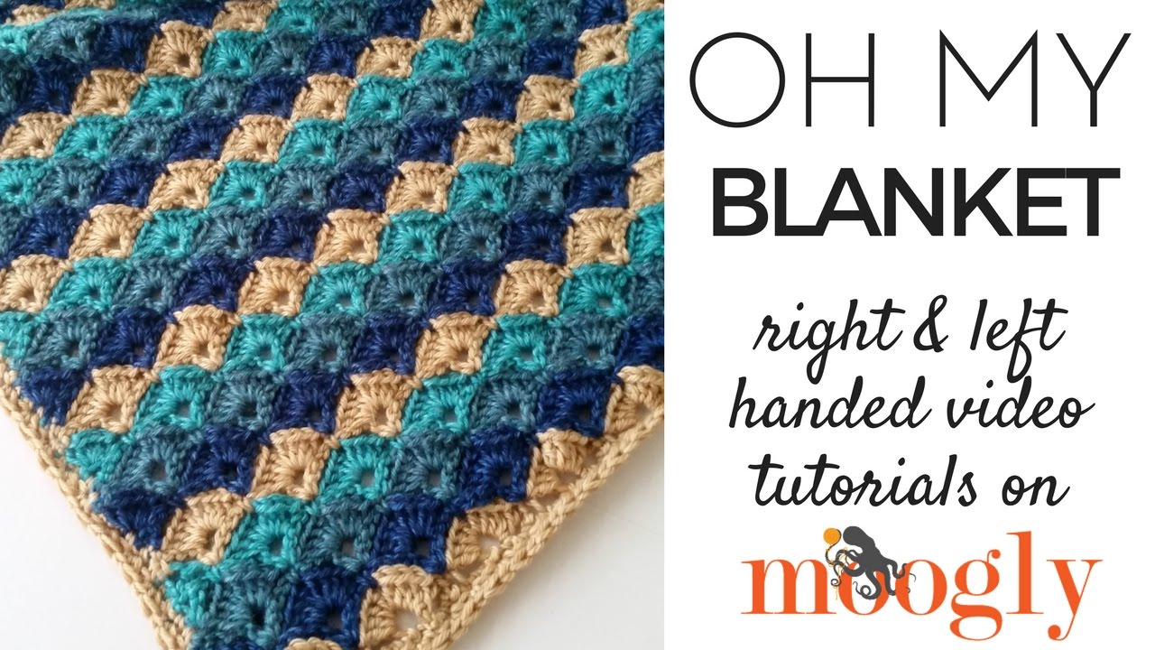 how to start a crochet blanket