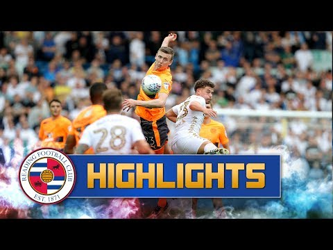 2-minute review: Leeds United 0-1 Reading (Sky Bet Championship), 14th October 2017
