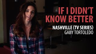If I Didn't Know Better - From Nashville (TV Series)