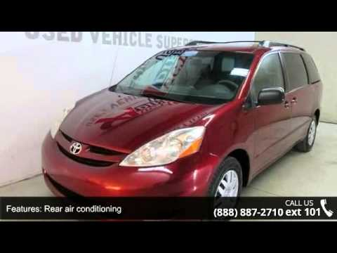 2008 Toyota Sienna CE - Auction Direct - Jacksonville, FL...