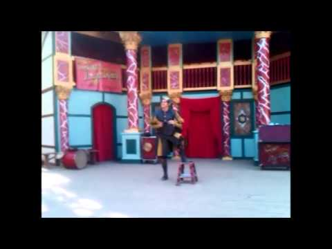 Clan Tynker Family Circus Globe Theatre Texas Ren Fest 2013