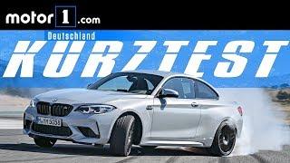 Baixar BMW M2 Competition | KURZTEST