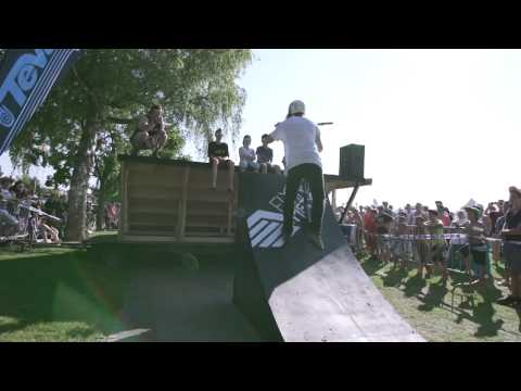 Flying Metal Bikeshow - Mobile Ramp