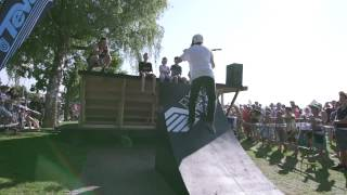 Flying Metal Bikeshow - Mobile Ramp