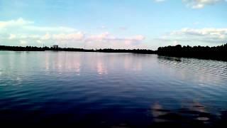 Пробный заплыв 1