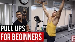How to: Do PULL-UPS AT HOME, Pull Ups for BEGINNERS! (Hindi / Punjabi)(, 2016-09-19T07:00:02.000Z)