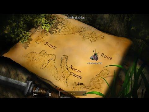 Age of Empires II: The Conquerors Campaign - 1.1 Attila the Hun: The Scourge of God