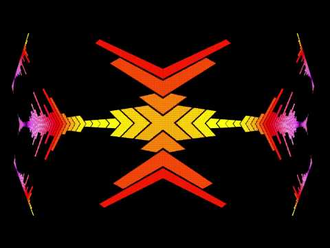 Digital waveform equalizer,Vj / DJ Abstract Background ,Free Animated Background, HD