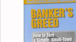 Andy Chambers: Banker's Greed