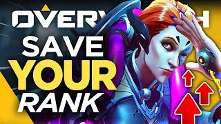 Rank Up FAST Before SEASON 12 Ends! (Overwatch Guide/Tips)