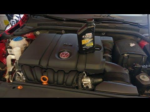 2.5 Jetta Oil Change and Dash Service Reset