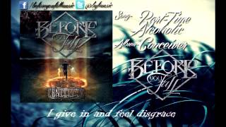 Before You Fall - Part-time Alcoholic (w/ Download + Lyrics)