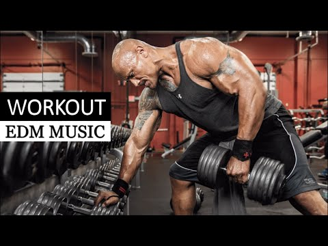 Workout Music 2020 - EDM Gym Motivation Mix