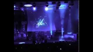 Rockets - Back to your planet - Live Arre - 16 Luglio 2005