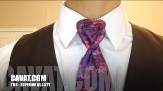 Cách thắt Cà vạt kiểu Trái Tim Ngọt Ngào - Cavat.com