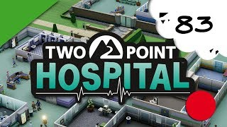 🔴🎮 Two Point hospital - pc - redif 83