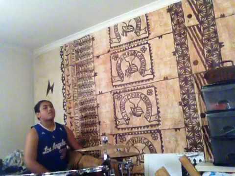Cook island drum beats