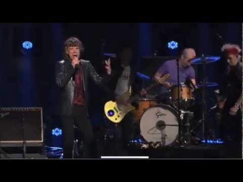 Rolling Stones - Jumping Jack Flash / 121212 Sandy Relief Concert