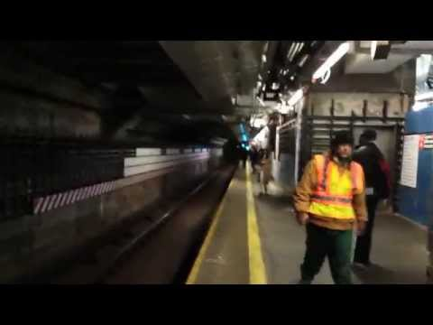 63rd st. - Lexington ave. Subway construction