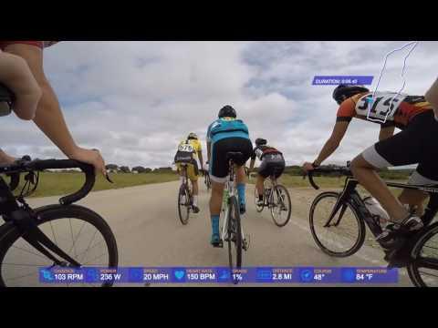 2016 Texas State Road Race Juniors 15/16 & 17/18