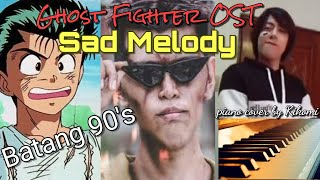 Pinoy Yusuke Eugene Ghost Fighter Yu Yu Hakusho - Sad Melody (Piano Cover by Kikomi)