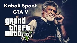GTA V - Kabali Trailer spoof Funny