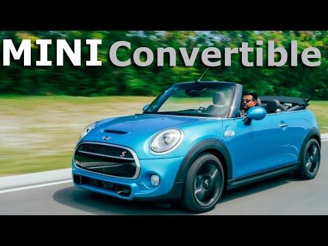 MINI Convertible 2017 - manejo divertido al aire libre   Autocosmos