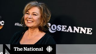 Roseanne cancelled by ABC following star's racist tweet