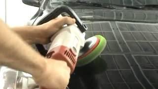видео Полировка кузова автомобиля