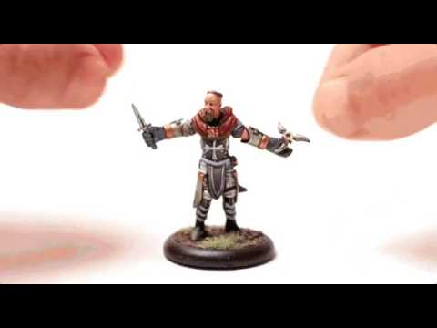 Introducing Hand of Glory - Modular Magnetic Gaming Miniatures!