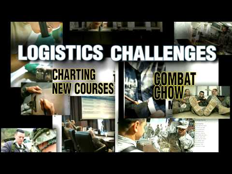 DLA: Crushing Logistics Challenges