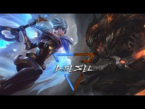 Éjhozó Yasuo & Hajnalhozó Riven | Diesel