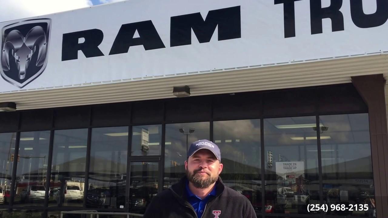 New bruner ram truck center in stephenville texas youtube for Bruner motors stephenville tx