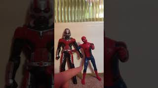 Marvel Legends Antman and the Wasp Antman figure part 2