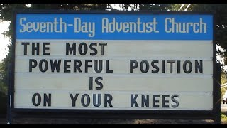 FUNNY CHURCH SIGNS !!
